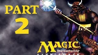 Magic The Gathering: Battlemage  Part 2 Campaign Mode | Clearance Rack