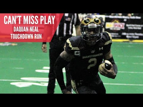 Can't Miss: Daquan Neal Touchdown Run