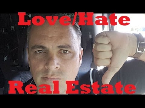 I Hate Selling Real Estate