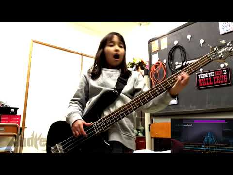 I Will Survive - Cake (bass) ロックスミス