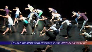 Yvelines | «Made in SQY», un spectacle participatif en préparation au théâtre de SQY