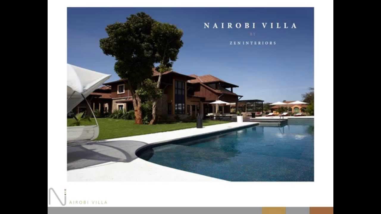 Nairobi villa bespoke interior design doovi for Villa interior designers ltd nairobi kenya