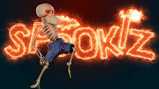 Spookiz - Skeleton Dance Party   Funny Cartoon for Children   WildBrain Cartoons