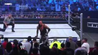 Rey Mysterio vs Undertaker Table Match