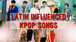 We have all seen how popular doing latin influenced songs in kpop become, so i decided to put em together. there's definitely a lot more, maybe par...