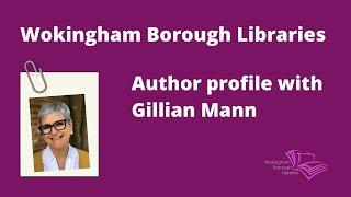 Author Profile with Wokingham Borough Libraries
