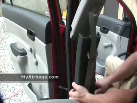 How To: Remove Seat Belt Pre-Tensioner & Repair, MyAirbags com