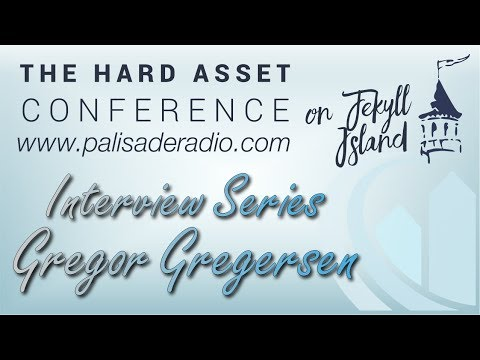 Jekyll Island Series - Gregor Gregersen: P2P Gold Lending, Bullion, and Physical Crypto Storage