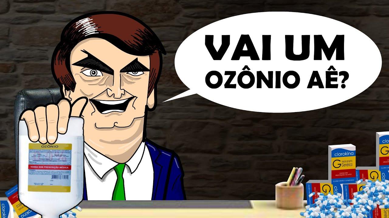OZÔNIO e o PRESIDENTE