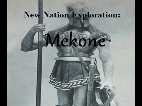 Dominions 5 New Nation Exploration -  Mekone #1