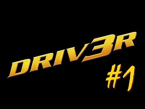 Driver 3 | Español | PC | En directo | Parte 1
