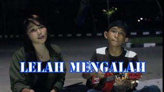 Gambar cover NAYUNDA - LELAH MENGALAH cover kentrung by inces selow ||ukulele