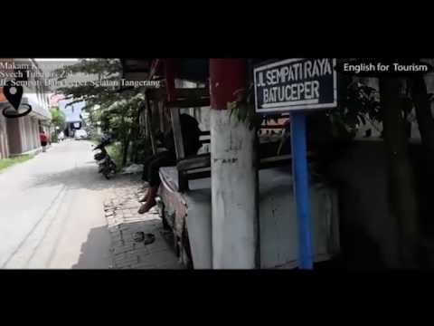 Objek wisata religi kota tangerang (UIN SMH Banten)
