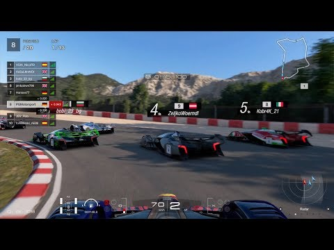 Gran Turismo™SPORT Daily Race 960 Sardegna Red Bull X2019 Competition Onboard