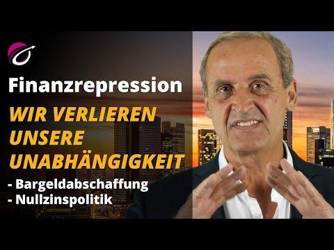 Finanzrepression: Darum verlieren wir unsere Unabhängigkeit | Florian Homm