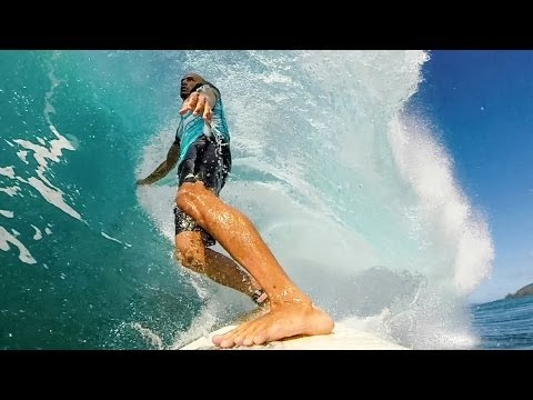 GoPro: Kelly Slater 2013 Pipe Masters Champion