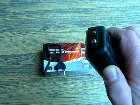 Електрошок K95 Мобилен телефон