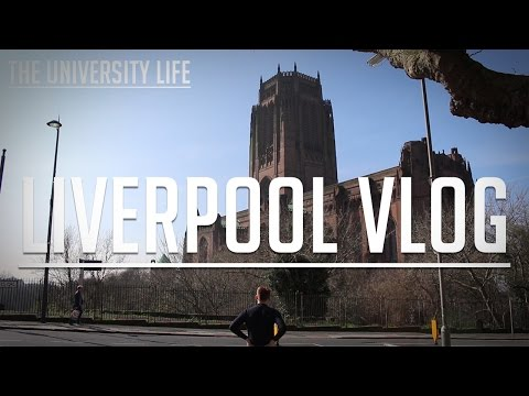 Liverpool Vlog! + Management School Tour | The University Li
