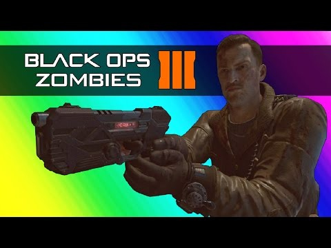 Thumbnail: Black Ops 3 Zombies: Der Eisendrache - Bow & Arrow Weapons! (Funny Moments & Fails)
