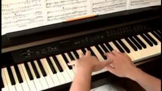 Right Here Right Now   HSM3   Piano