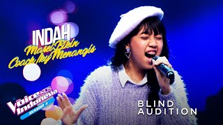 Download Amanda N. Maren – Menahan Rasa Sakit | Blind Auditions | The Voice Kids Indonesia Season 4 GTV 2021