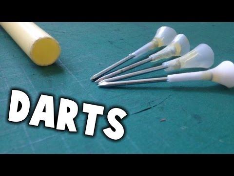 How to Make Homemade Darts
