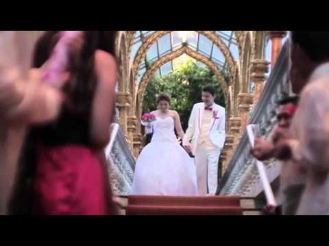 Mark & Erika Wedding  On site Video  HD