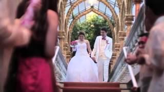 Mark & Erika Wedding  On site Video  HD