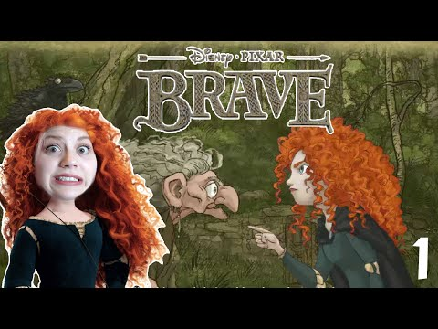 Disney Pixar BRAVE | Don't Turn Your Mother Into A Bear [1] | Mousie