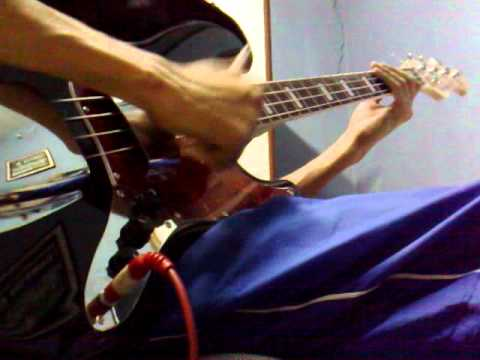 Tom Browne - Thighs High [Bass Cover]