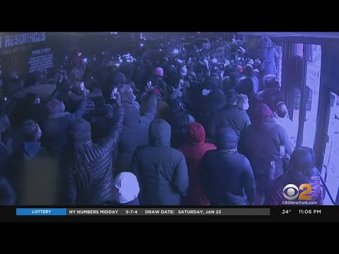 Harlem Community Rallies To Show Support For Woman Attacked Outside Liquor Store