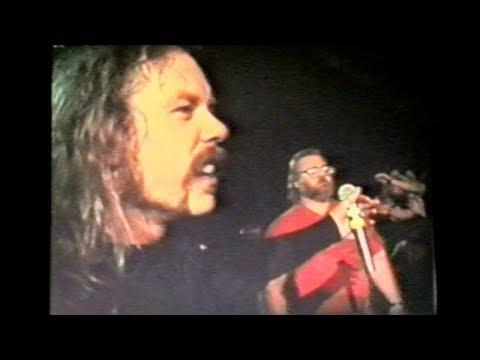 Metallica - Live in Helsinki, Finland (1992) [720p50fps Upscale]