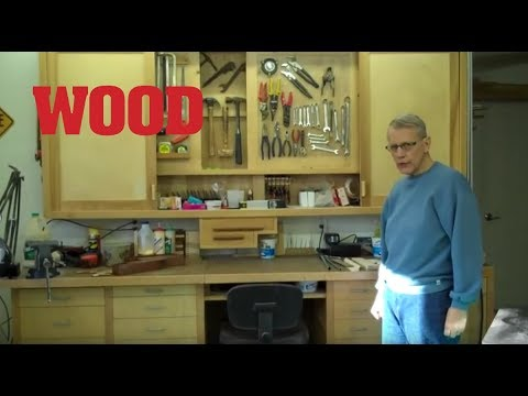 Tom Whalley's Wood Shop - WOOD magazine