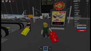 roblox airport with my sister belle 124357
