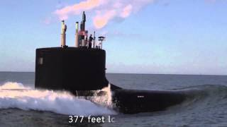 USS Minnesota - Fast Attack Submarine