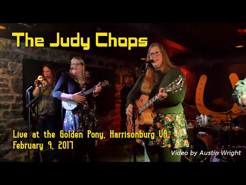The Judy Chops, Live at the Golden Pony - February 9, 2017