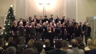 Jul, Jul, strålande Jul - Värmlands Nations Kör - Julkonsert 2012