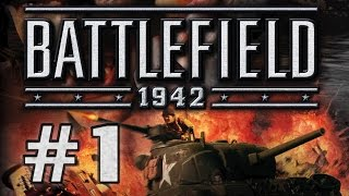 Let's Play Battlefield 1942 #1 - German - Deutsch - Gameplay thumbnail