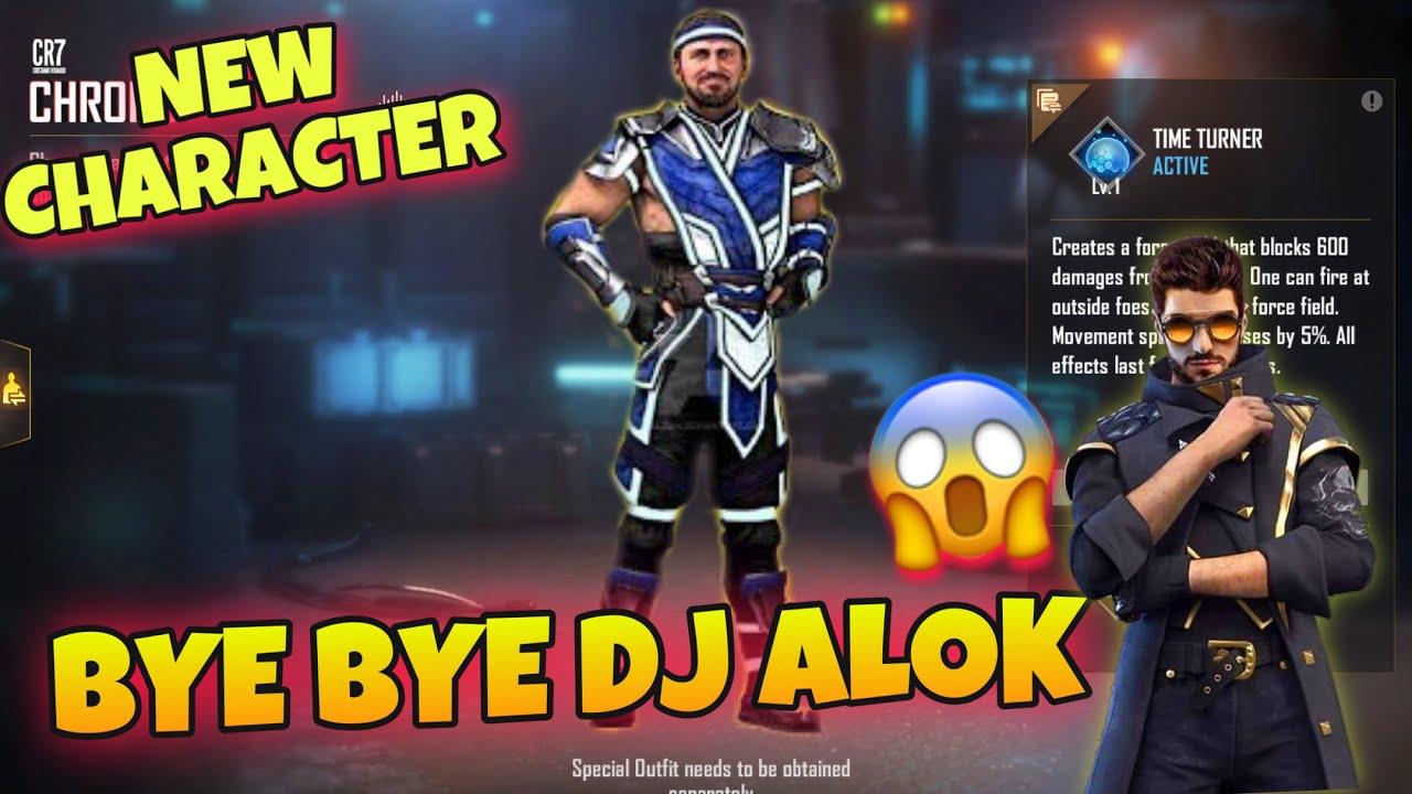 പുതിയ CHARACTER വേറെ ലെവൽ BYE BYE DJ ALOK | OB 29 NEW CHARACTER | NEW CHARACTER ABILITY TEST