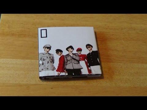 SHINee Everybody Mini Album Unboxing