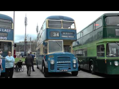 Bradford Bus Rally - 40 Years Of Metro Event