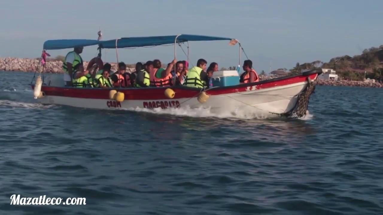 Como llegar a la isla de la piedra en Mazatlán , Sinaloa - YouTube