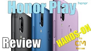 Honor Play Test: Flagship Huawei HiSilicon Kirin 970 & AI - Hands-on...