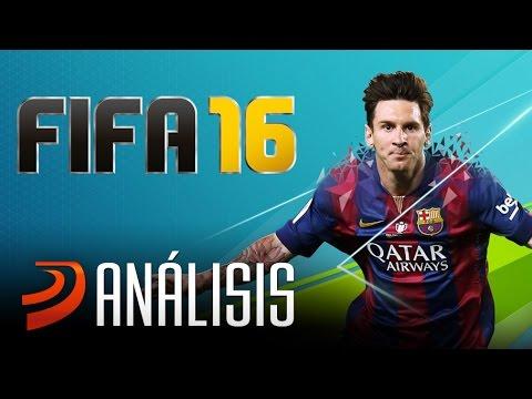 FIFA 16 recupera su ritmo de FÚTBOL. Análisis