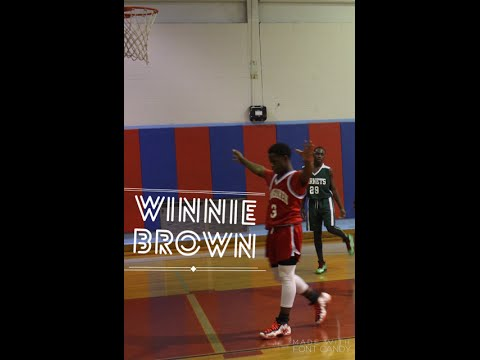Winnie Hard to Guard League 2/20/2016