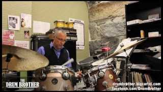 Drum lesson on the Rudimental Ritual - John Ramsay | The DrumHouse