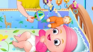 Baby Hazel Newborn Baby Episode - Game for Kids Movie - Dora the Explorer