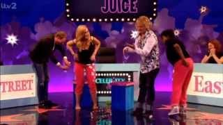 | Catherine Tyldesley & Tameka Empson | Celebrity Juice | Soap Squirters | Hot & Sexy |