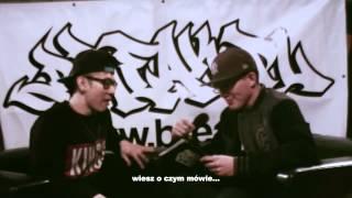 Wywiad z Minnesota Joe podczas adidas Originals Rocks The Floor 2012