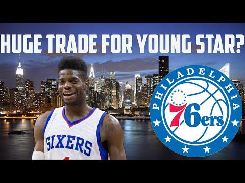 NBA 2K16 MyGM Ep.1 | Philadelphia 76ers | Huge Trade For A Young Star? Getting Draft Picks?